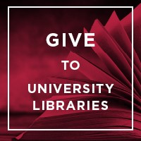 Give to the University Libraries